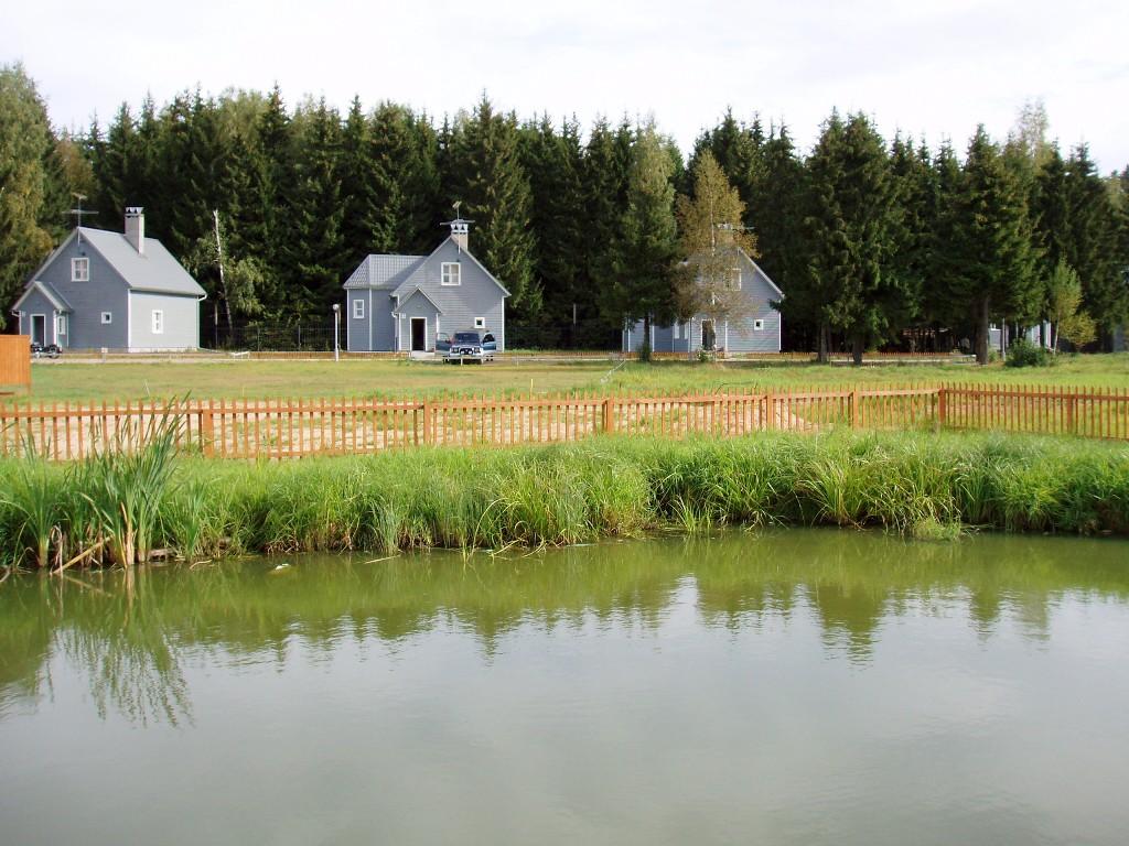 рыболовные базы в сергиев посаде